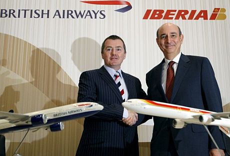 merger british airways and iberia airline British airways and iberia of spain approved thursday a preliminary agreement on a planned merger that would create a european aviation giant, the airlines said the new airline would have 419 .