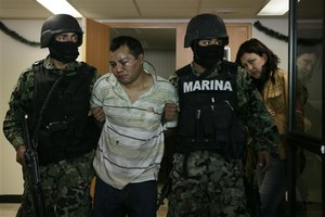 Cartel Leader killed in Mexican raid – Video