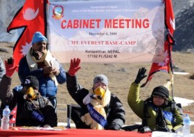 everect cabinet meeting