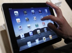 iPad goes on sale in America