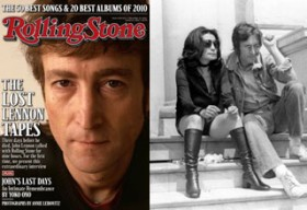 Rolling Stones releases Lennon's final interwiev