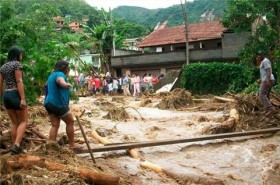 Flooding devastate Brazil at least 355 people dead