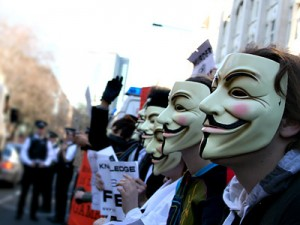 Anonymous Hackers group