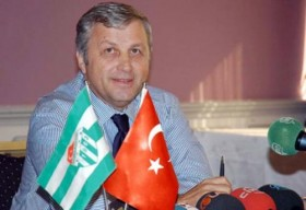 Bursaspor president detained in ongoing embezzlement investigation
