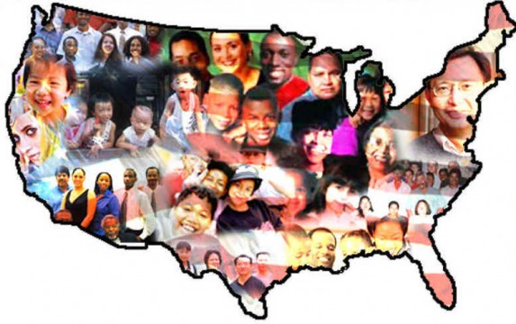 Ethnic Minorities becoming U.S. Majority