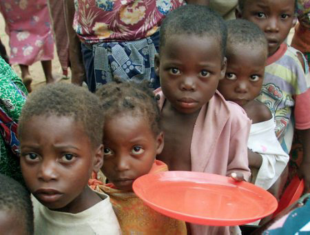 Endless Hunger, Famine and Civil War in Africa