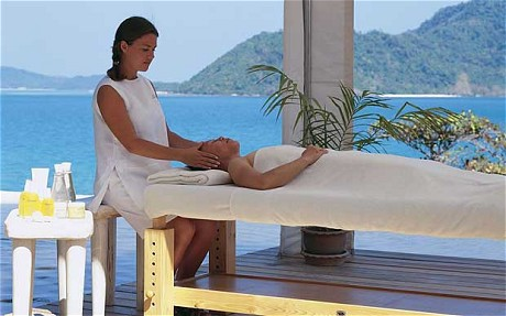 The spa holiday with stunning views of the Aegean