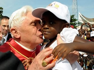 Pope Benedict : Responsible of cloaking sex abuse by his priests