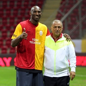 Kobe Bryant in Istanbul 