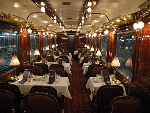 Legendary orient express train back in istanbul nationalturk for Decor express