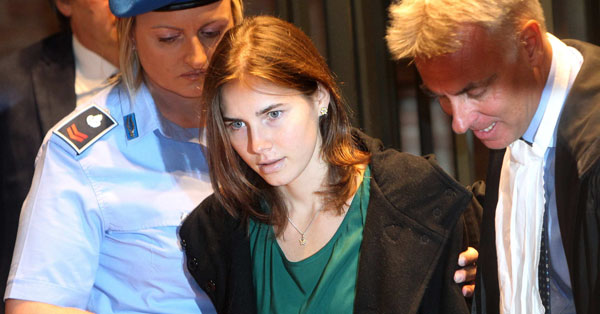 Amanda Knox: 'I didn't kill, I didn't rape, I'm innocent'