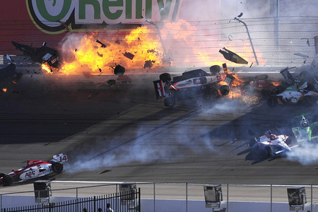 Dan Wheldon Indy Car Crash : Talented British Driver Perished at terrible accident