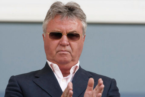 Image result for Guus Hiddink