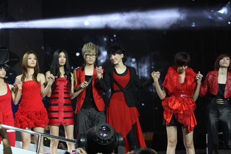 China Talent and Reality Shows Banned