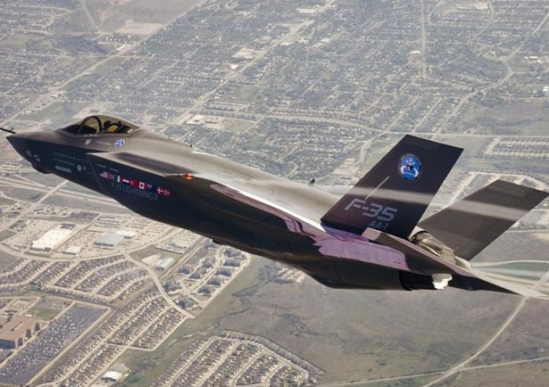 Turkey joined F-35 users group : Lockheed Martin liked it