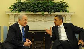 Us President Barack Obama and Israeli Prime Minister Benjamin Netanyahu will meet early next month