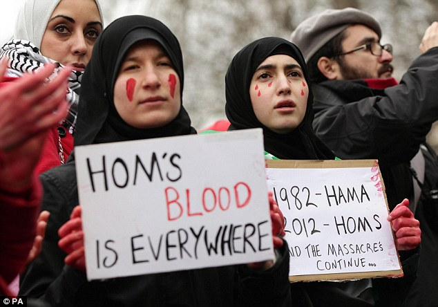 Homs massacre: Who's killing whom? or What happens in Homs that we don't know ? 