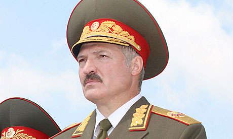 Alexander Lukashenko Gay Comment : I'd rather be a dictator than gay