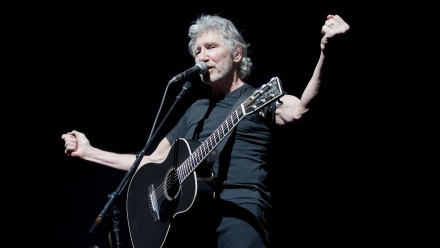 Roger Waters disgusted with British Imperialism that rapes, loots his way through the globe