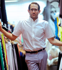 Dov Charney American Apparel Ceo is a solid gay rights defender