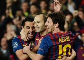 Barcelona vs AC Milan Champions League : Two penalties for Barcelona sealed the fate of Milan