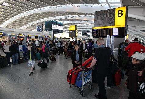 British Airways to cut jobs at London's Gatwick