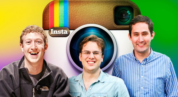Facebook boss Mark Zuckerberg hands over $1billion to Instagram co-founders