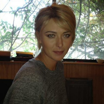 Maria Sharapova : Hair short beauty mort