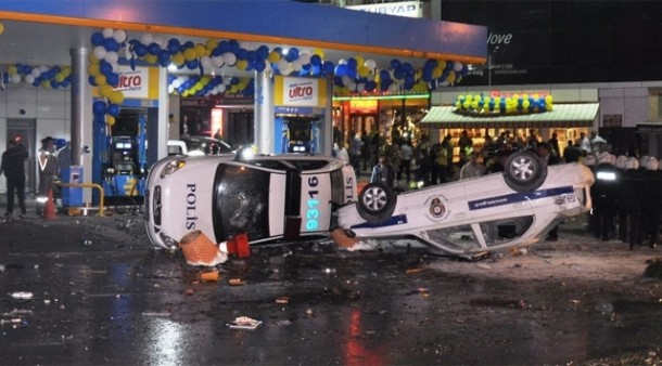 The aftermath of Fenerbahce Galatasaray derby was nothing like Turkey has ever witnessed before