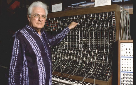 Do you know Robert Moog and his vision featured with Google doodle ?