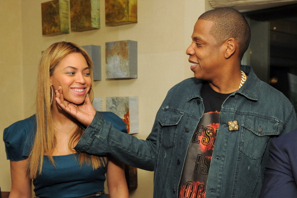 Beyonce buys Jay Z Father's day gift