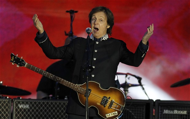 Paul McCartney planning to continue his world's career