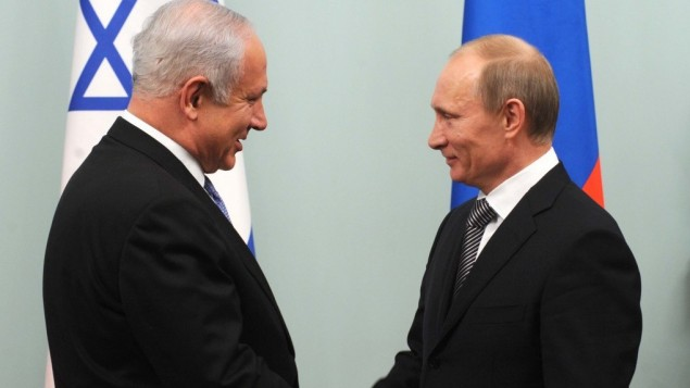 Russian President Vladimir Putin visits Israel, Jordan and Palestinian Territories