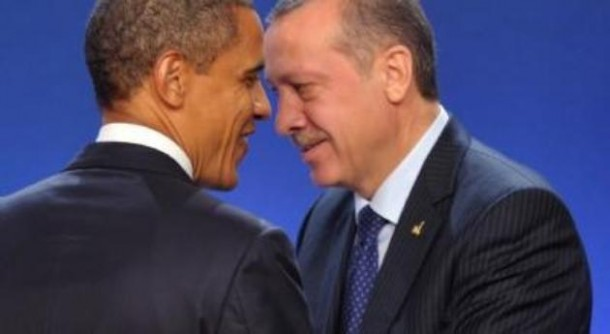 Did Erdogan urged Obama to launch military assault on Syria?