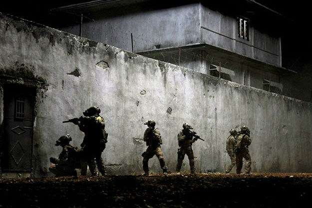 Zero Dark Thirty new film about Hunt for Osama bin Laden gets official trailer