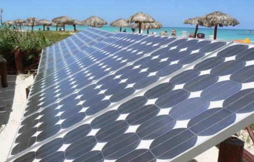 Cuba News : First Solar Photovoltaic Energy Park in Havana to be completed this year
