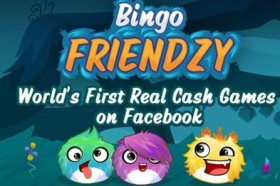 Facebook launches first real cash hazard game called Bingo Friendzy