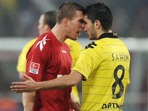 Nuri Sahin Lukas Podolski : Friends or foes at Arsenal ?
