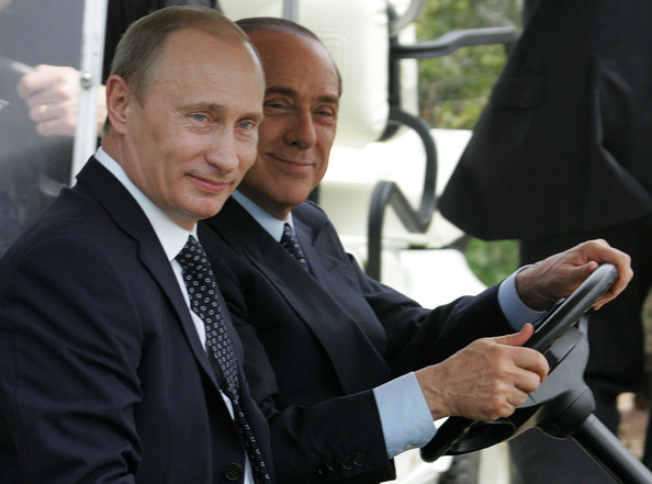 Scary Bussiness ? Berlusconi & Putin to own and invest Ac Milan