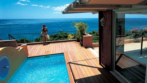 Forte Village Resort In Sardinia With An Average Rate This Summer Of 2 539 Per Night