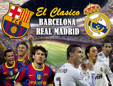 Barcelona vs Real madrid 26-10-2013<br />