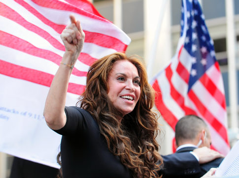 Pamela Geller has a right to be a fascist, bigot and spineless - Council on American-Islamic Relations