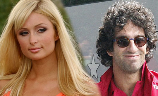 Paris Hilton Arda Turan affair saw huge suppport from Galatasay fans
