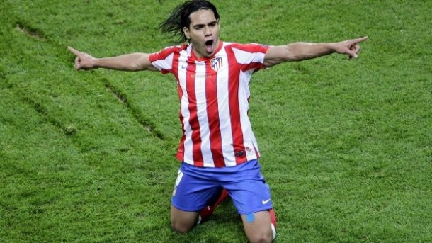 Enrique Cerezo praised this man, the goal scoring titan Radamel Falcao