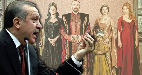 PM Tayyip Erdogan slams Turkish drama series Magnificent Century