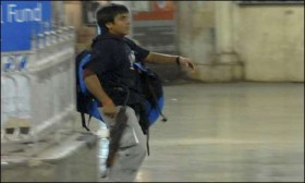 The Pakistani gunman Ajmal Kasab was hanged by Indian authorities early Wednesday.