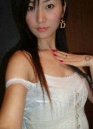 Prostitute-turned-nurse Zhao Hongxia (pictured) secretly film herself having sex with a Chinese Communist Party official after being hired by a construction company to blackmail him
