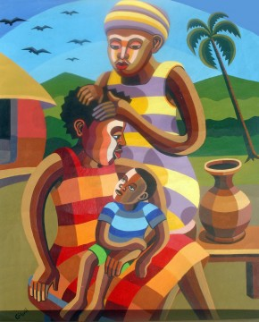 Google to take African art like this art online to reach out to many people all over the world