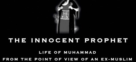 Screenshot of 'The Innocent Prophet' movie trailer as published by user theinnocentprophet, we had to crop the picture, since it can be provocative for some of our readers !