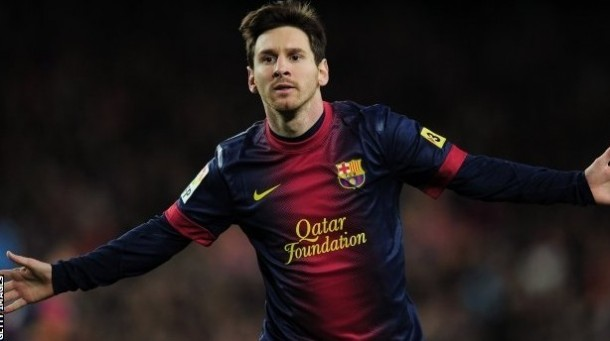 Lionel Messi Barcelona remarry